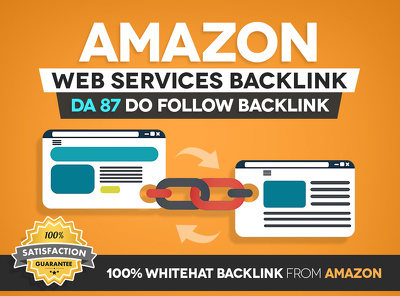 Create Amazon Web Services Guest Post Dofollow Backlink.