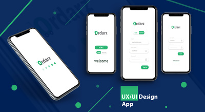 I will design UI ios/android app for you