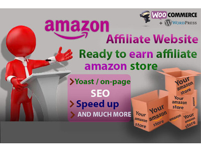 Design Best Amazon Affiliate Website