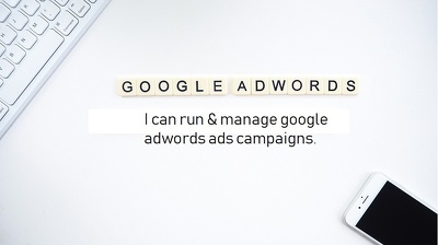 Setup Google adwords campaigns