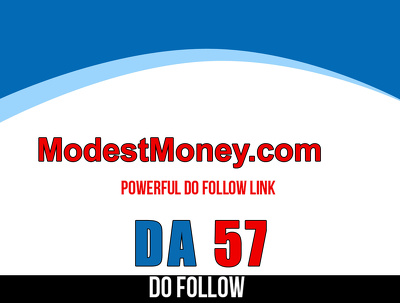 Publish guest post on modestmoney – modestmoney.com – DA 57