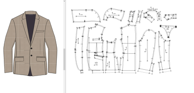 Make & Grade Digital Sewing Pattern