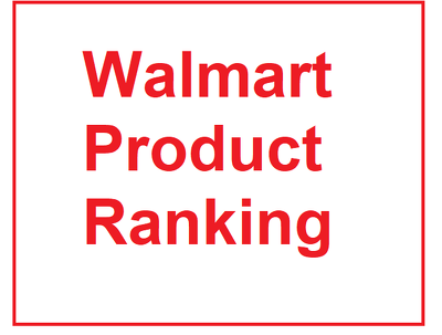 Do rank Walmart Product on first page top 10,5 from any position