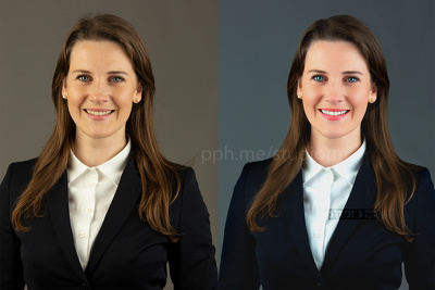 Beauty Retouch or High End Retouch [ 1 ] Image Editing