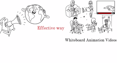 Create A Whiteboard Video Animation and expainer video
