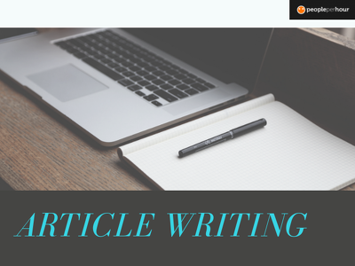 Write captivating Articles for you of 100 words