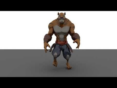 Animate your 3d model
