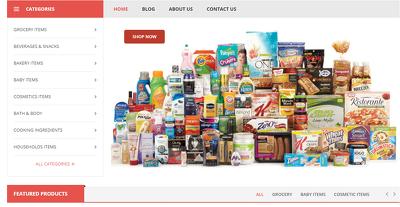 Develop Customized Responsive E-Commerce WordPress Website