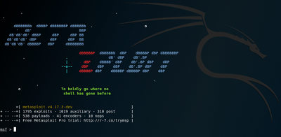 Teach you everything related to kali linux and security