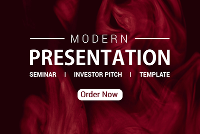 Design Sleek And Business PowerPoint Presentation