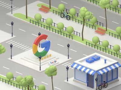 Google Ads Campaign Setup and Landing Page Optimization