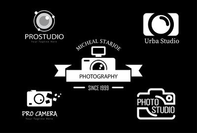 Design professional Photography Logo for you