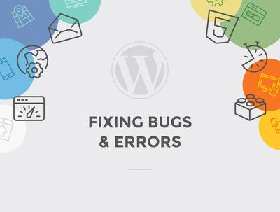 Fix Wordpress Issues, Errors, Problems And Do Customization