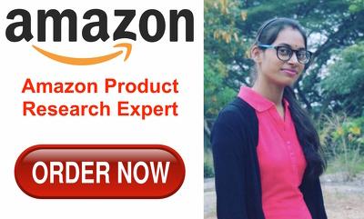 Optimized Amazon Title, Descriptions, Bullet Points (1 Product)