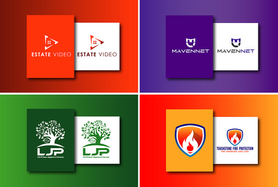 Create A Modern Flat, Minimalist Business Logo in 24 hours