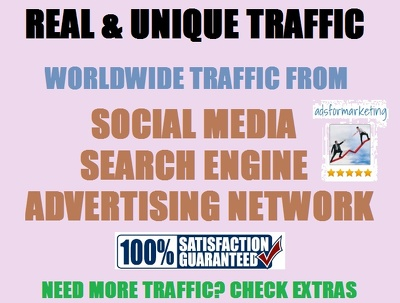 Drive 25,000+ real web traffic from search engines