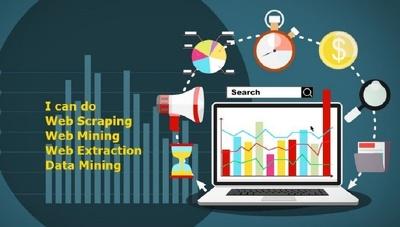 Web Scraping/Data Mining/Data Extraction