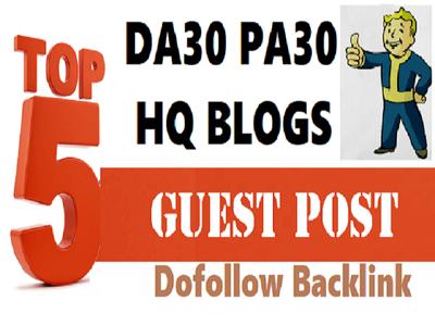 5X Guest Post on Kinja, Baynet, Mind, Playbuzz and Penzu.com