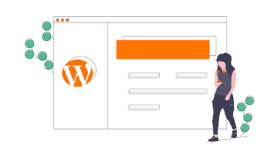 Create you a Modern Website with Wordpress