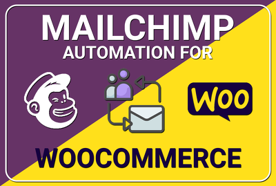 mailchimp woocommerce automation campaign email marketing