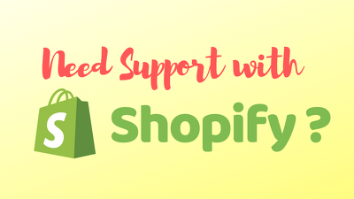 3 hours for bug fixing or Customizing existing Shopify website
