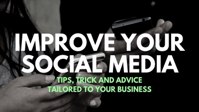 Evaluate your social media & tell you how to improve it
