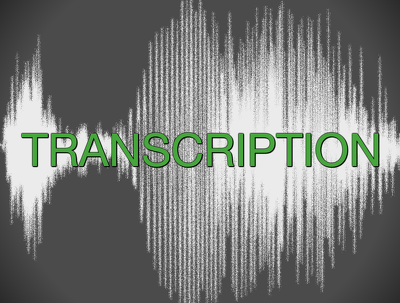 Transcribe 15 minutes of audio