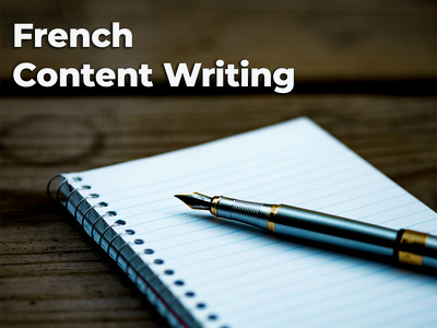Write 500 words in French on any topic