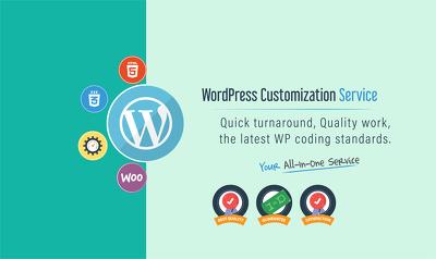 Fix WordPress or Woocommerce Issues in 1 hour