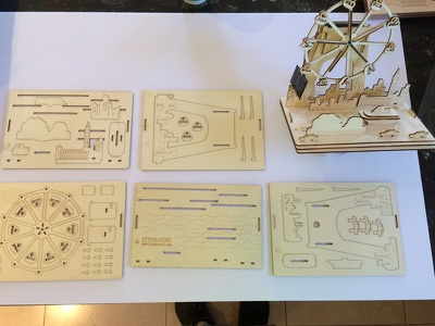 Create Dxf, SVG and PDF Files For Laser And Plasma Cutting