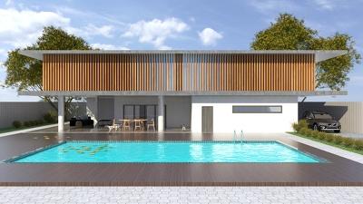 Create 3d exterior design