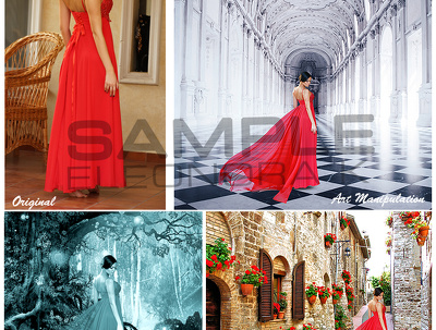 Image Art Manipulation