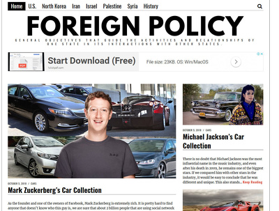Guest Post On Google News Approved Site DA59 Foreignpolicyi.org