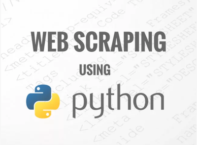 Do Python Web Scraping And Data Mining