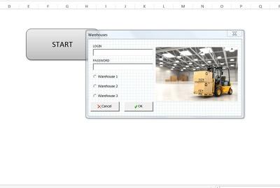 Create Custom Excel Userform using VBA