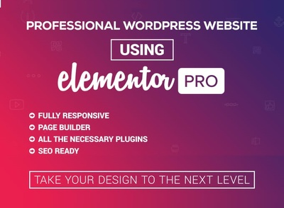 Create A Full Website Using Elementor Pro Page Builder