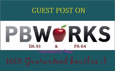 Publish Dofollow guestpost on Pbworks.com ( DA-91 & PA-64 )
