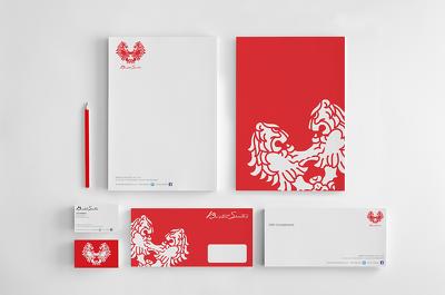 Design a unique Brand Identity