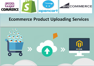 Upload Products into any E-commerce Store