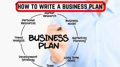 Write you a professional business plan and marketing plan