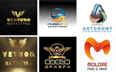 Create all type of Graphics Design