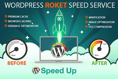Speed Up Your WordPress Website Speed