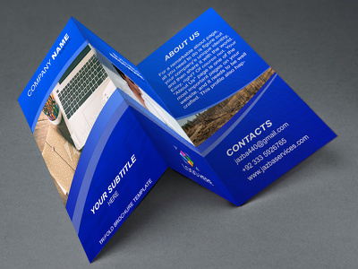 Do Brochure designing at optimum rates and fast speed