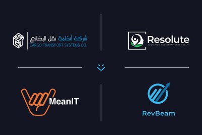 Do An Awesome Modern Logo Design With Unlimited Revisions