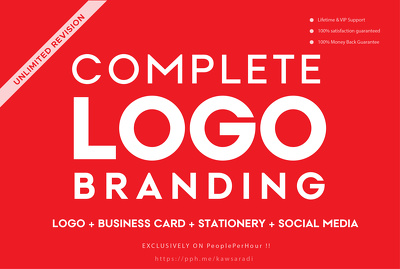 Design A Business Logo And Complete Branding