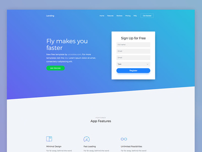 Design Landing Page, Sales Pages For Your Store