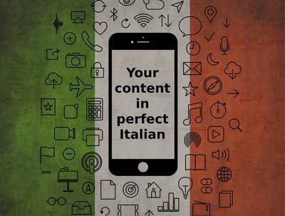 Translate your content in perfect italian (roughly 500 words)
