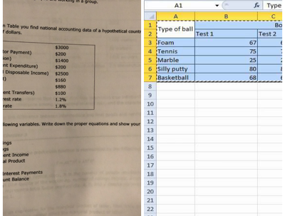 Change your hard copy into soft copy in MS Word /Excel