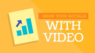 Turn your Article or Blog Post into a Video for Social Media