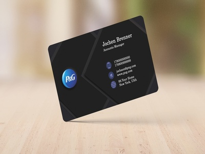 Design Unique and  Professional  Business Card